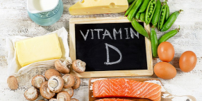 NUTRIENTS A-Z:  Vitamin D