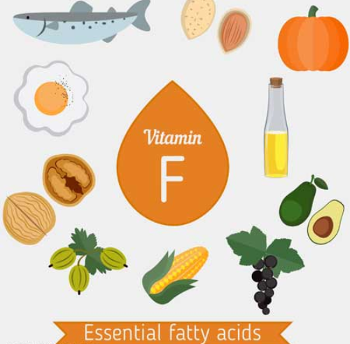 NUTRIENTS A-Z: Vitamin F