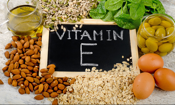 NUTRIENTS A-Z: Vitamin E