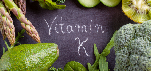 NUTRIENTS A-Z:  Vitamin K